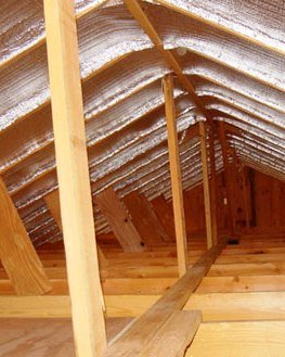 Attic Insulation Sacramento Ca Attic Amp Knee Wall